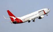 Qantas has moved into third in the 2008 Airline of the Year awards.
